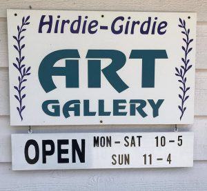 Open for the Season @ Hirdie-Girdie Art Gallery | Sanibel | Florida | United States