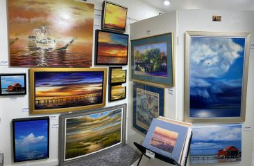 julie griffin collection of paintings